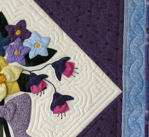 3D flowers closeup aa and trim