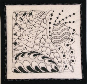 Zentangle 1 aa  Feb 24 2013