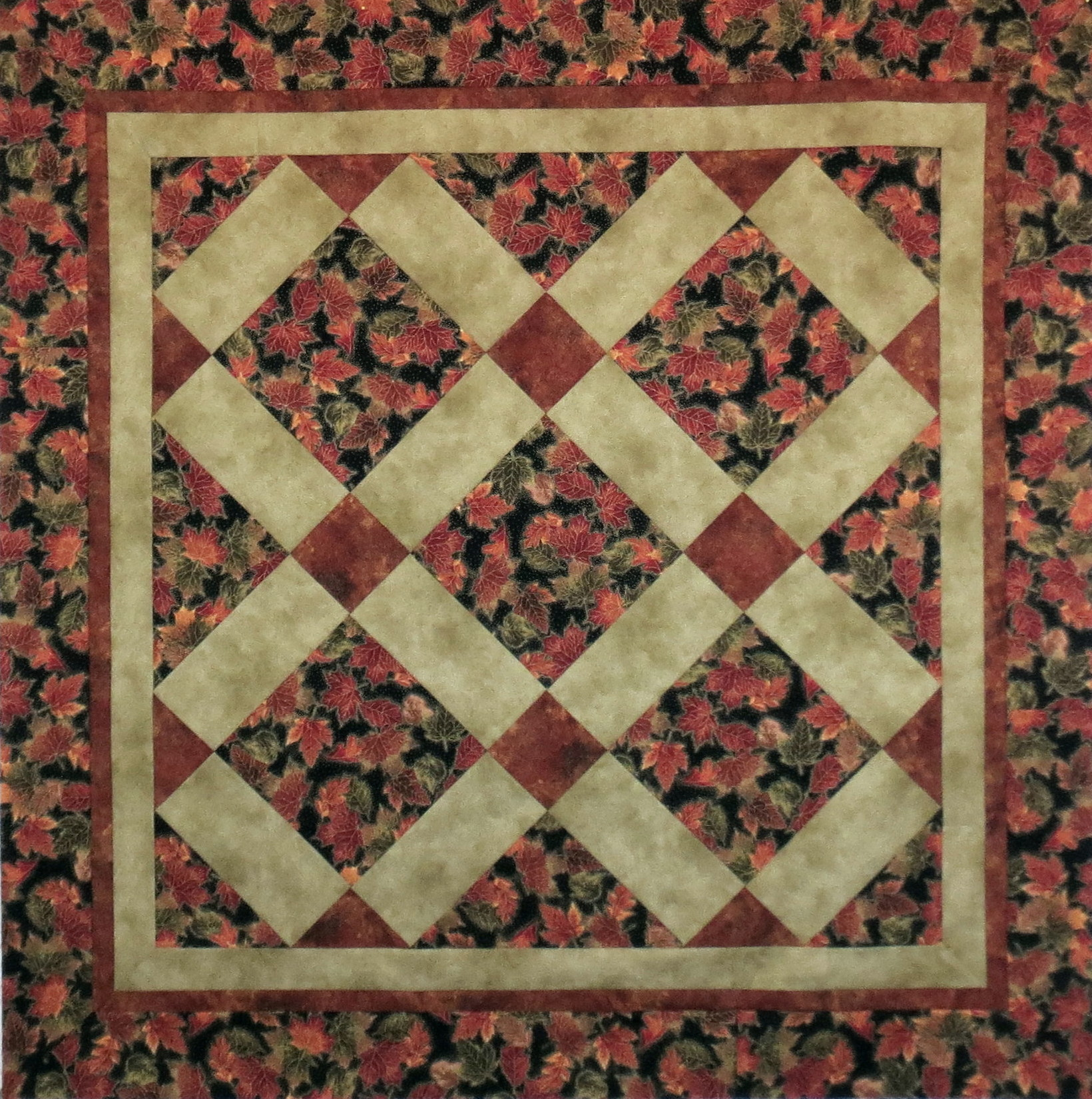 Easy Quilts Mystery Bay Quilt Design