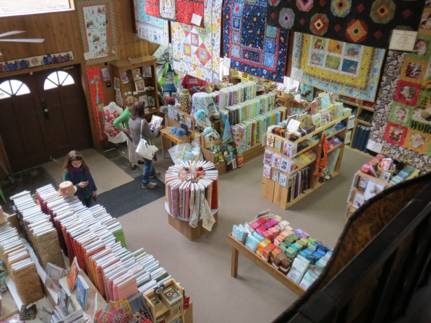 Quiltworks in Bend Oregon