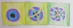 Watercolor study 5
