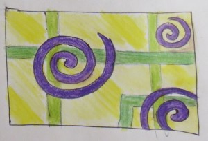 Watercolor study 6