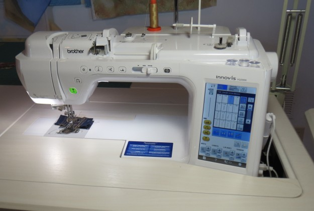 Brother Dreamweaver 3000 sewing machine