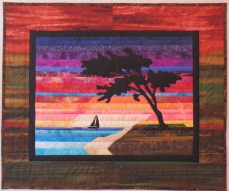 landscape quilt 2 Apr 2015