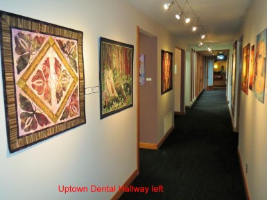 Uptown Dental hallway left (2)